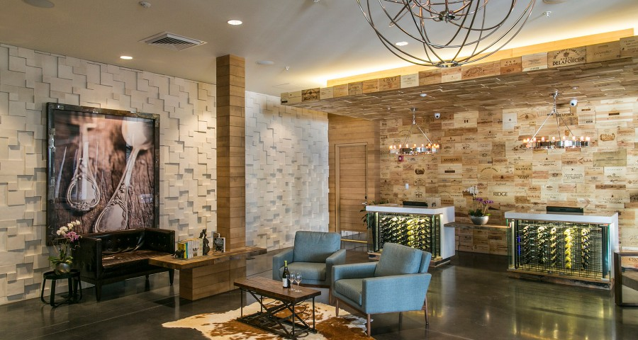 Epicurean Hotel lobby