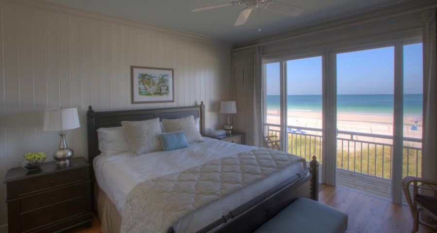 Mainsail Beach front master suite