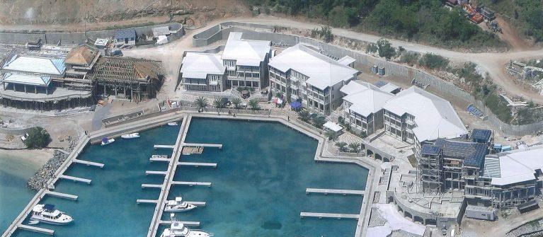 Waterside special development
