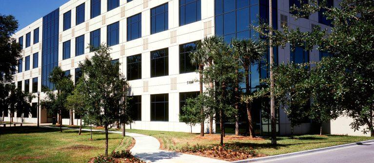 PricewaterhouseCoopers building