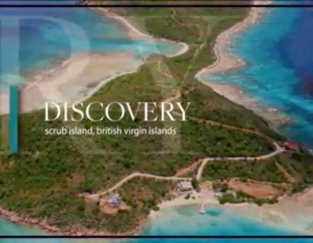 Scrub Island, British Virgin Island Discovery